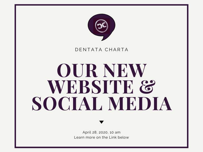 Our New Website and Social Media
